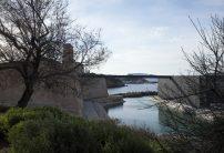 Nouvelle darse entre le Fort St Jean et le MUCEM
