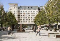 L'immeuble sur la Grand Place