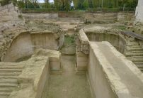 archaeological vestiges discovered in 2012