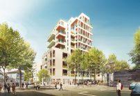 vue de la rue Chanterac, phase 1