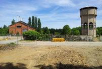 Les édifices patrimoniaux de l'ancien hôpital sont transformés pour accueillir de nouveaux programmes