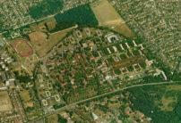 Le projet urbain s'appuie sur les qualités paysagères de l'ancien hôpital pavillonnaire, en inscrivant le quartier dans le système de parcs de l'est francilien.